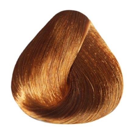 Estel, Краска-уход 7/43 De Luxe, русый медно-золотистый, 60 млКраски для волос<br>Краска-уход из серии De Luxe в оттенке русый медно-золотистый придает волосам насыщенный цвет, натуральную мягкость и сияющий блеск. Вы забудете о седине надолго.<br><br>Объем мл: 60.00