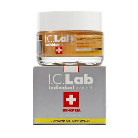 Купить I.C.Lab Individual cosmetic, BB-крем для жирной кожи, 50 мл