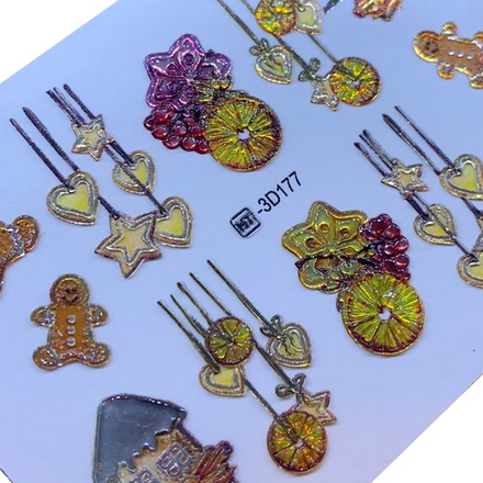 Купить Anna Tkacheva, 3D-слайдер Crystal HT №177
