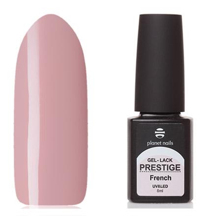 Купить Planet Nails, Гель-лак Prestige French №331, Натуральный