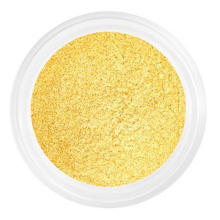 Patrisa nail, Пыльца для втирки №2 (желтое золото, шиммер)