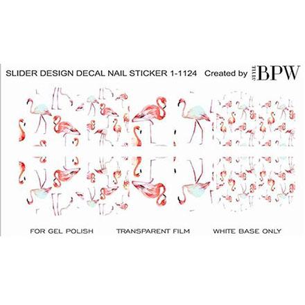 BPW.Style, Слайдер-дизайн «Фламинго» №1-1124