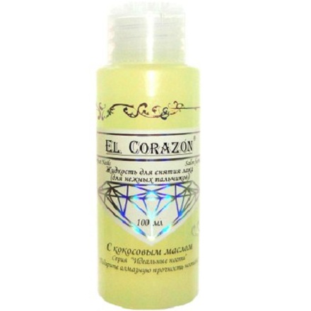 Купить El Corazon, жидкость для снятия лака, 100 мл