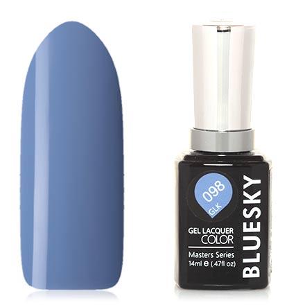 Купить Bluesky, Гель-лак Masters Series №098, Фиолетовый