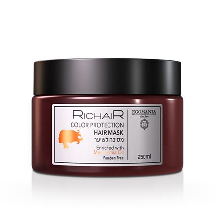 Купить Egomania, Маска для волос RichaiR Color Protection, 250 мл