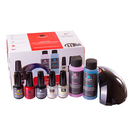 Red Carpet, Gel Polish Pro Kit