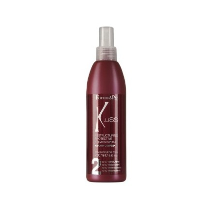 FarmaVita, Спрей для волос K.Liss Restructuring Protective Keratine, 250 мл