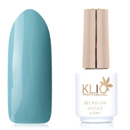 Klio Professional, Гель-лак Total Perfection, №8 гель лаки essie professional гель лак 5005 аукцион puffer up