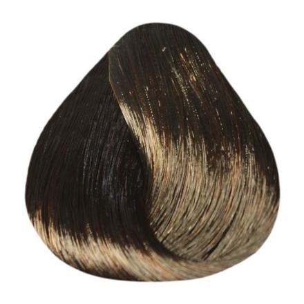 Estel, Краска-уход 4/70 De Luxe, шатен коричневый для седины, 60 мл