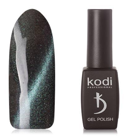 Купить Kodi, Гель-лак Moonlight 5D №5, 8 мл, Kodi Professional, Зеленый