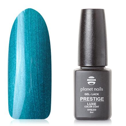 Купить Planet Nails, Гель-лак Prestige Luxe №307, Синий