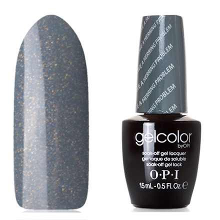 OPI GelColor, Гель-лак I Have A Herring Problem H58 opi gelcolor гель лак i sea you wear opi gca73
