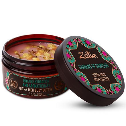 Zeitun, Крем-масло для тела «Сады Семирамиды», 200 мл
