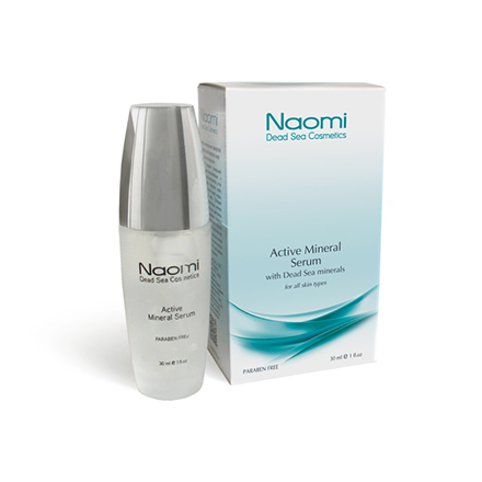 Купить Naomi, Активная минеральная сыворотка, 30 мл