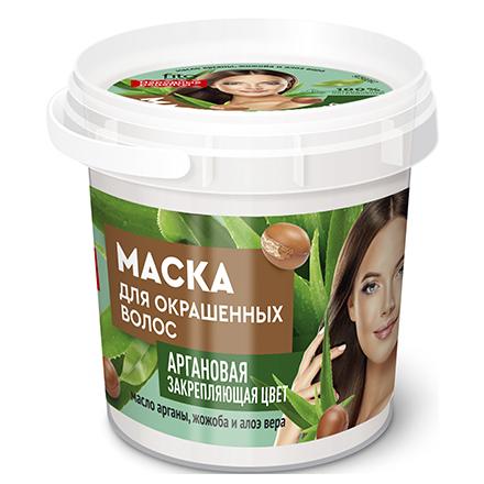 Купить Fito, Маска для волос Organic «Аргановая», 155 мл