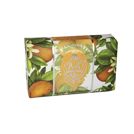 Купить La Florentina, Мыло Mediterranean Orange, 200 г