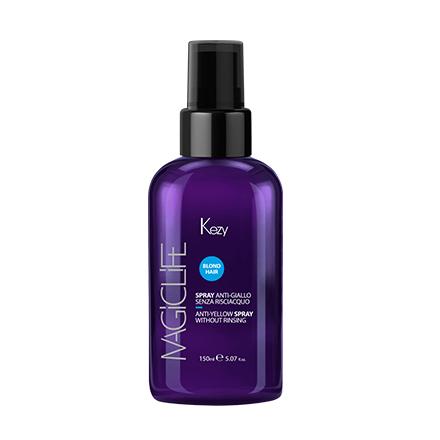 Купить Kezy, Спрей для волос Magic Life Anti-Yellow, 150 мл