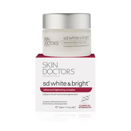 Skin Doctors, Крем для лица и тела SD White & Bright, 50 мл  - Купить