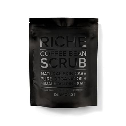 Купить Riche, Кофейный скраб для тела «Бриллиант», 250 г