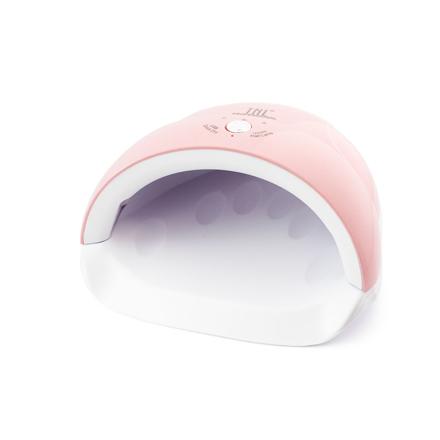 TNL, Лампа UV/LED Quick, 24W, розовая