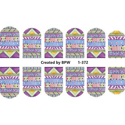 BPW.Style, Слайдер-дизайн «Акварель этника» №1-372