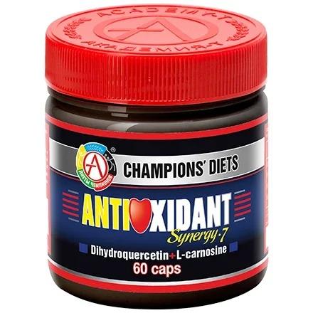 Купить Академия-Т, Антиоксидантный комплекс Synergy 7, 60 капсул
