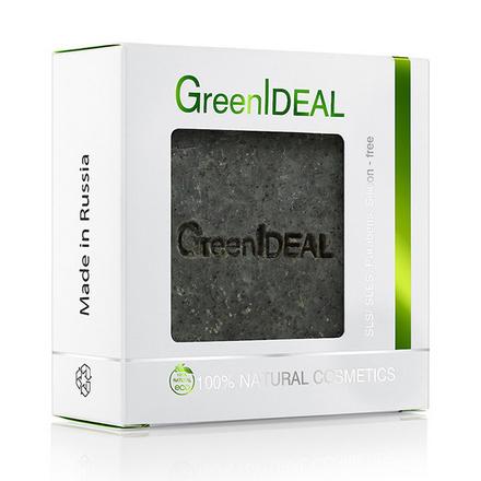 Купить GreenIDEAL, Мыло ручной работы «Мята», 100 г