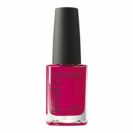 Купить Kinetics, Лак для ногтей SolarGel №383, Nothing but love, Розовый