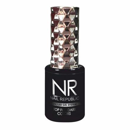 Купить Nail Republic, Топ For Dark Color, 10 мл