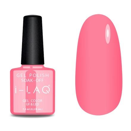 Купить I-LAQ, Гель-лак №082, Розовый