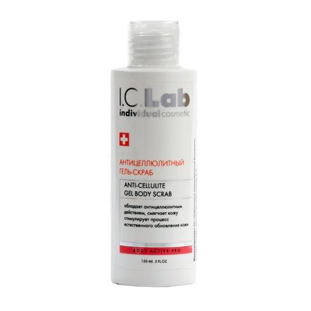 Купить I.C.Lab Individual cosmetic, Антицеллюлитный гель-скраб для тела, 150 мл