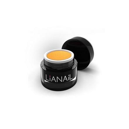 Lianail, Гель-краска для ногтей металлик «Золотой песок»