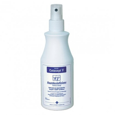 Кутасепт F (дезинфекция кожи), 250 мл (Gehwol)