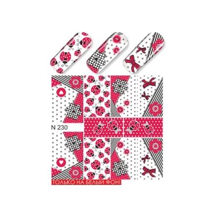 Milv, Слайдер-дизайн N230Слайдер-дизайн<br>Слайдер для создания дизайна на ногтях.<br>