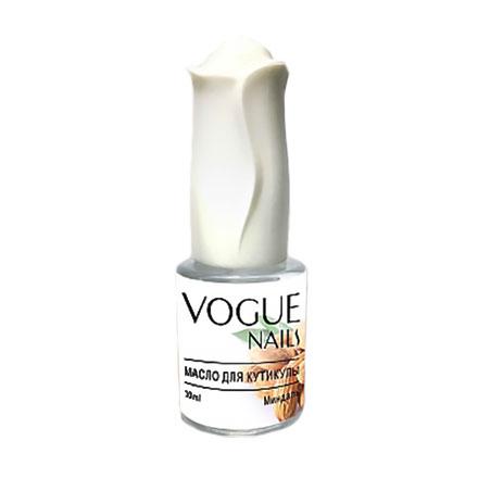 Vogue Nails, Масло для кутикулы с миндалем 10 млУход за кутикулой<br>Масло для кутикулы.<br><br>Объем мл: 10.00