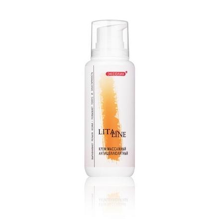 Купить LitaLine, Крем для тела «Антицеллюлитный», 200 мл, Wella Professionals