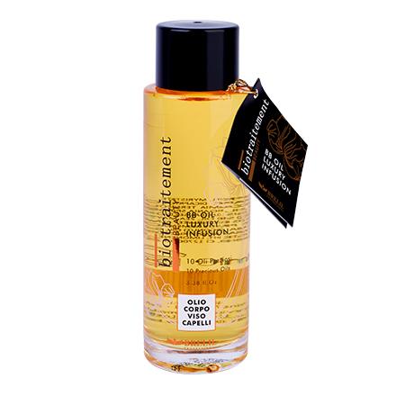 Купить Brelil Professional, BB-масло для волос, лица и тела Luxury Infusion, 100 мл
