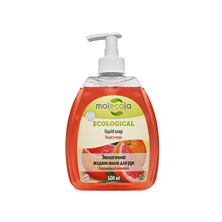Купить Molecola, Жидкое мыло для рук «Королевский апельсин», 500 мл