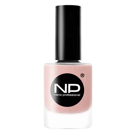 Nano Professional, Лак для ногтей №P-005, Необыкновенное свиданиеNano Professional<br>Лак для ногтей (15 мл) бледно-розовый.
