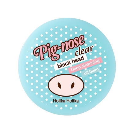 Нolika Holika, Бальзам для очистки пор Pig-nose, 30 мл нolika holika ночная маска для лица pig collagen jelly pack 80 г