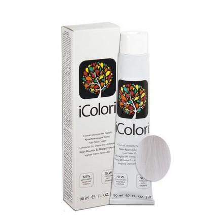 KAYPRO, Крем-краска iColori 10.11Краска для волос<br>Цвет: ледяной платиновый блонд. Объем: 90 мл.