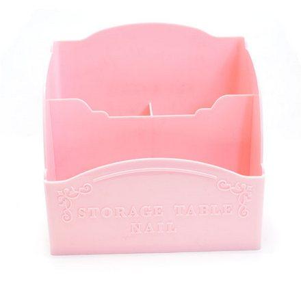 TNL, Подставка для инвентаря мастера большая (розовая)