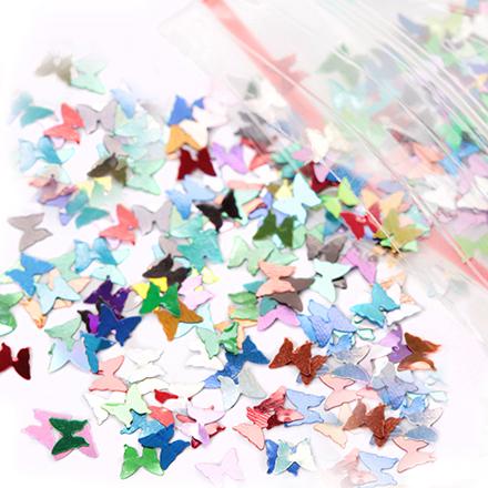KrasotkaPro, Камифубуки бабочка №1 миксКамифубуки<br>Камифубуки для дизайна ногтей.<br>