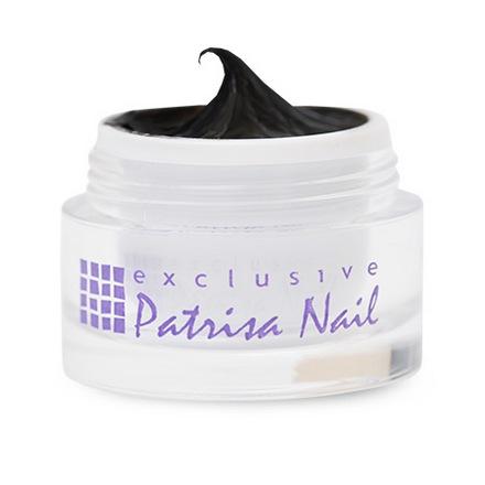 Patrisa nail, 3D Гель-паста №Р1, черная хондроитин 5% 30г гель