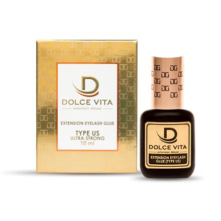 Dolce Vita, Клей для поресничного наращивания (type US Ultra Strong) dolce vita закрепитель дл кле banana