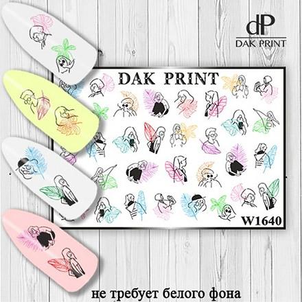Купить Dak Print, Слайдер-дизайн №1640