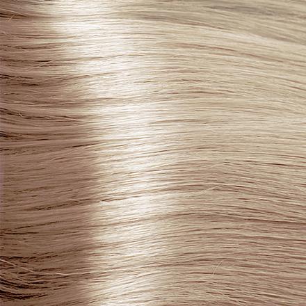Kapous, Крем-краска для волос Studio Professional 921, ультра-светлый фиолетово-пепельный блонд, 100 мл краска для волос kapous professional studio professional coloring 923 ультра светлый перламутровый блонд