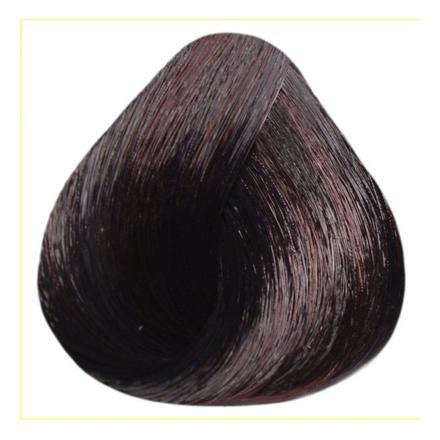 Estel, Крем-краска 4/76 De Luxe Silver, шатен коричнево-фиолетовый, 60 мл