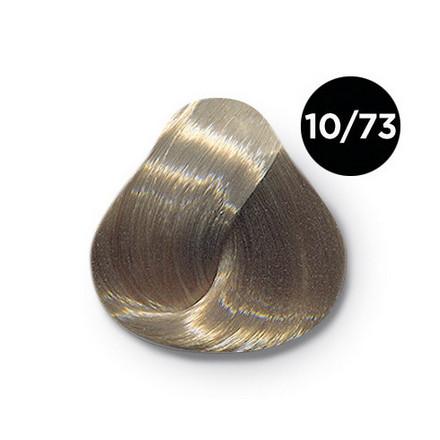 OLLIN, Крем-краска для волос Silk Touch 10/73 фото