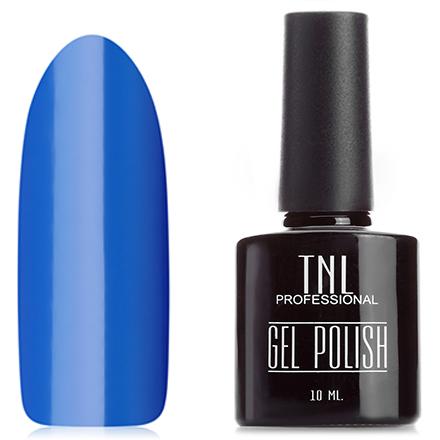 TNL, Гель-лак №32, СапфирTNL трехфазный шеллак<br>Гель-лак (10 мл) насыщенный голубой, без блёсток и перламутра, плотный.<br><br>Цвет: Синий<br>Объем мл: 10.00